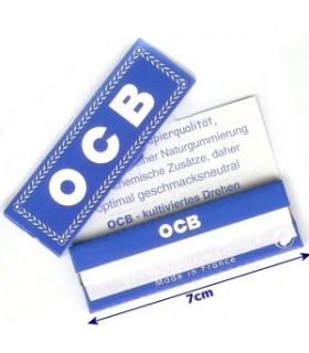 Cartine OCB Corte blue conf. da 25 pz.