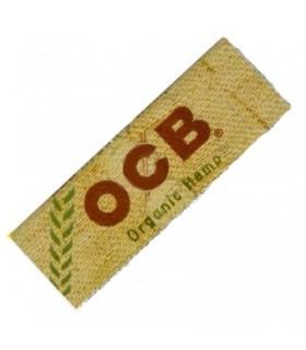 Cartina OCB corta biodegradabili Hemp  conf.da 50 pz.
