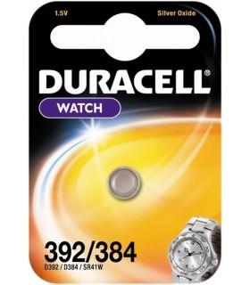 Pila Duracell a Bottone 392/384 conf. 10 pz.