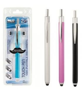 Penna Niji Touch 2in1 colori assortiti