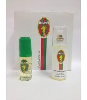 Confezione Regalo Ternana Calcio con Eau De Toilette e Deodorante