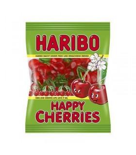 BUSTINA  HAPPY CHERRIES HARIBO 100GR