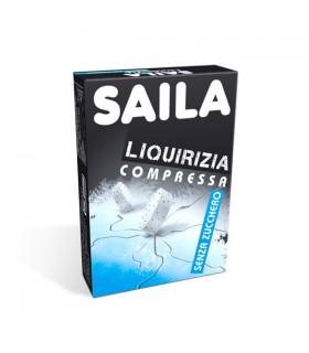 SAILA LIQUIRIZIA SENZA ZUCCHERO ASTUCCIO CONF. DA 16 PZ.