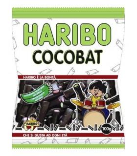 BUSTINA  COCOBAT HARIBO 100 GR