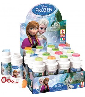 Bolle di Sapone Frozen da 175 ml conf. da 16 pz.