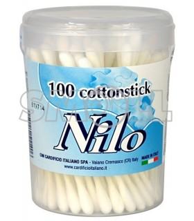 Cottonstick Nilo Barattolo da 100 pz