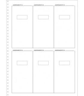Cartella Azzeramenti di Cassa Mis.30x23