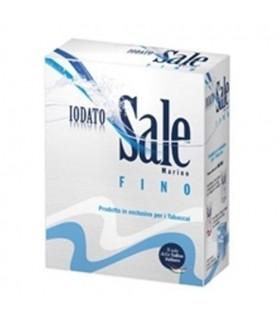 SALE MARINO FINO IODATO  ASTUCCIO 1 KG. CONF. DA 10 ASTUCC
