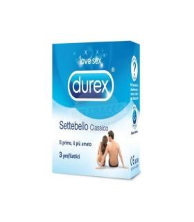 Durex 3 pz. Settebello Classico
