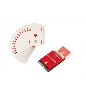Carte Poker  Excelsior Dal Negro   ( contenuto 54 carte )