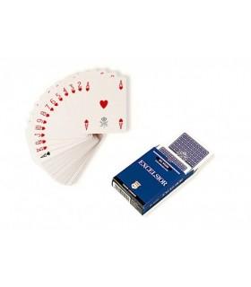 Carte Poker  Excelsior Dal Negro  (contenuto 54 carte )