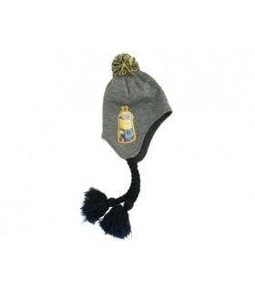 Cappello Lana Peruviano Minions