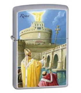 Accendino Zippo Santo Papa