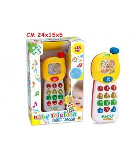 Baby Telefono con Luci e suoni