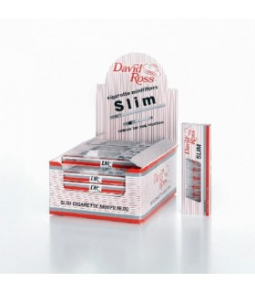 Microbocchini David Ross Slim  5mm.  conf. da 24 pz.