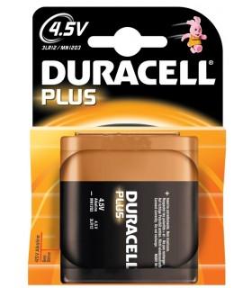 Duracell Plus  Piatta    conf. da 10 blister