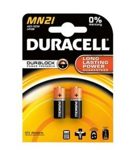 Duracell Plus MN21   conf. 10 blister da 2 pz.