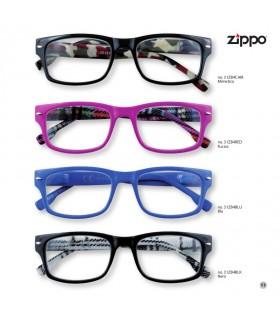 Ricarica Occhiali da Lettura  Zippo Mod.31Z-B4 da 4 pz. Diottria + 3.00
