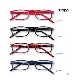 Ricarica Occhiali da Lettura  Zippo Mod.31Z-B6 da 4 pz. Diottria + 1.00