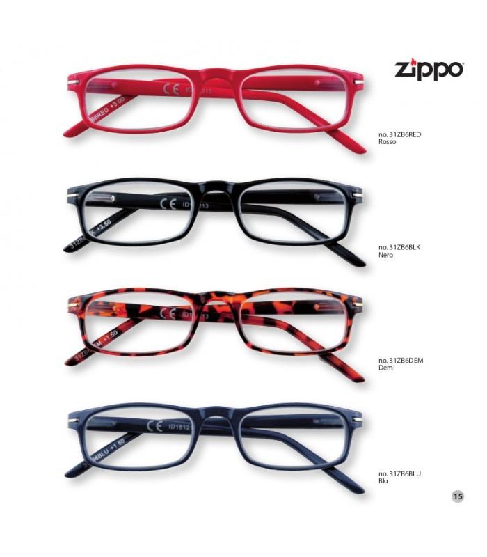 Occhiali da vista blu Zippo gEXZNfYTf
