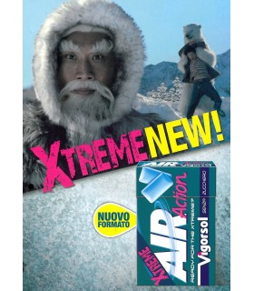 VIGORSOL XTREME AIR ACTION ASTUCCIO CONF. DA 20 PZ.