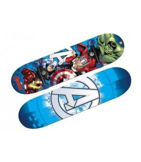 Skateboard Avengers 78x20 con Antiscivolo