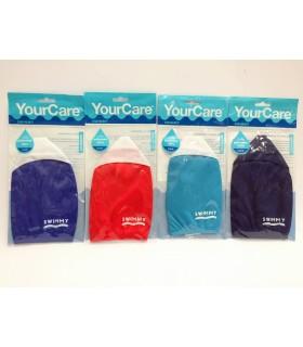 Cuffia ''Swimmy'' per Adulti in Poliestere 100 % disponibile in 4 colori