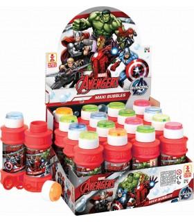 Bolle di Sapone Avengers  da 175 ml conf. 16 pz