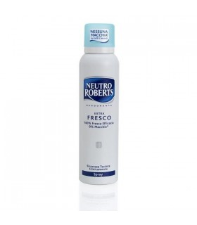 Deodorante Spray Neutro Roberts Extra Fresco da 150 ml