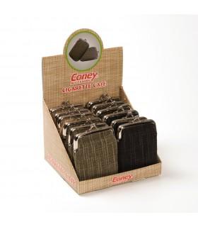 Porta Pacchetto Coney in Stoffa Expo da 12 pz. assortito in 2 colori