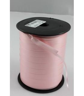 Nastro 250 metri opaco h. 1 cm.  colore rosa