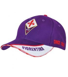 Cappellino con Visiera Fiorentina