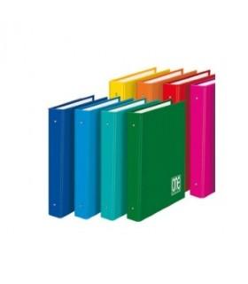 Raccoglitore Blasetti One Color A5 conf. da 6 pz. colori assortiti