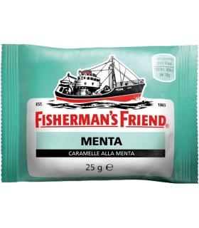 FISHERMAN'S VERDE MENTA FORTE BUSTINA  DA 25GR CONF. DA 24 PZ.