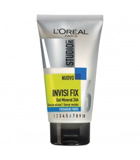 Gel L'oreal Paris Line Studios Fissaggio Forte 150ml