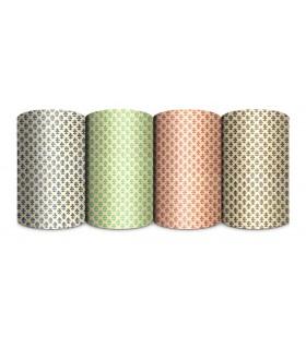 """Rotolo Rex per Cassetto Thermoplast MT.5x0.50 cm """"Gigli""""  Disponibile in diversi colori"""