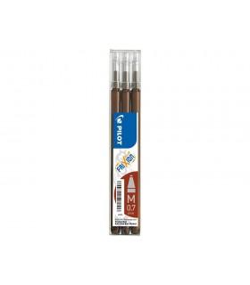 Ricambi Frixion blister da 3 pz. colore marrone