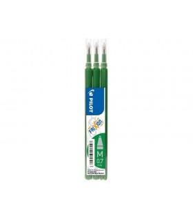 Ricambi Frixion blister da 3 pz.colore verde