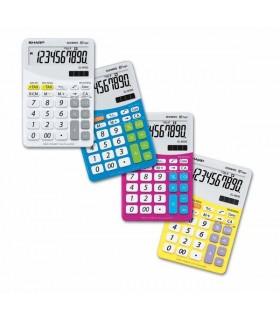Calcolatrice Sharp da tavolo a 10 cifre