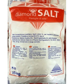 Sale Marino Pastiglie Diamon 25 kg