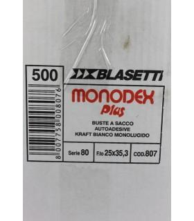 Buste a sacco Blasetti  mis. 25x35  Cartone da 500 pz