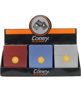 Copri Pacchetto di Sigarette Atomic in Plastica conf. da 12 pz.  assortiti in 4 colori