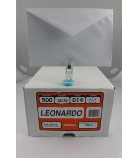 Buste lettera Blasetti  mis. 12x18  scatola da 500 pz.