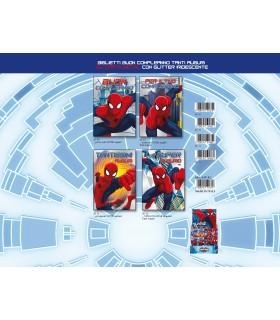 Biglietto Marpimar Compleanno Spider man conf. da 12 pz. assortiti