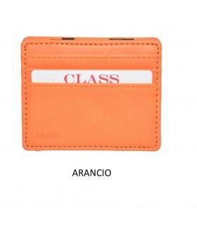 Portafoglio e P/Card Migio in Similpelle Colore Grigio