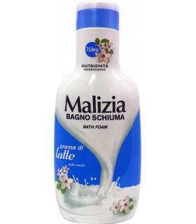 Bagno Schiuma Malizia Crema di Latte da 1000 ml
