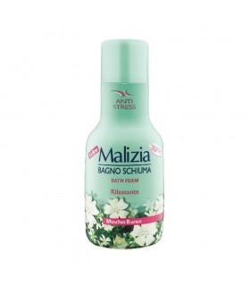 Bagno Schiuma Malizia Muschio Bianco da 1000 ml