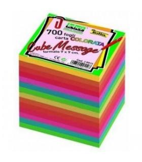 Cubo Colorato Lebez 76x76 cm 700 Fogli colori assortiti