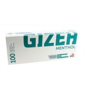 Tubi Gizeh al mentolo da 100 conf. da 10 pz.