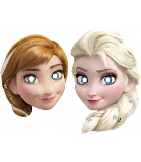 Mascherina Frozen